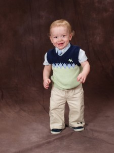 Andrew - 1 yr