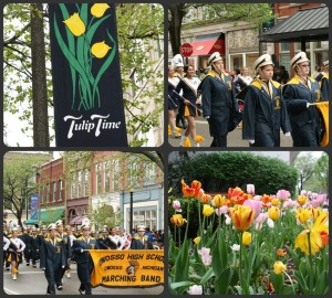 Holland Tulip Time Parade