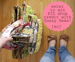 Gussy Sews