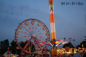 Curwood Festival Rides