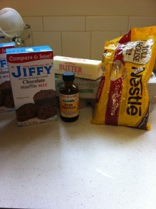 Jiffy Mix Cookies