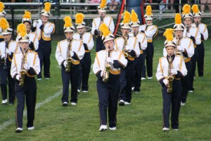 Owosso Trojan Marching Band
