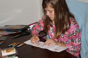 Lauren - Doodle Roll