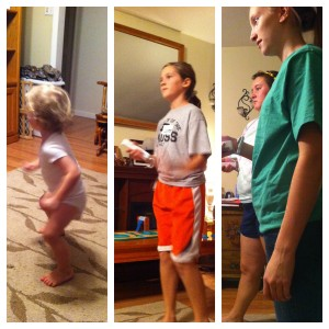 Just Dance 3 Party