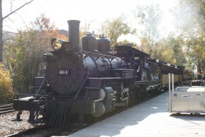Huckleberry Railroad