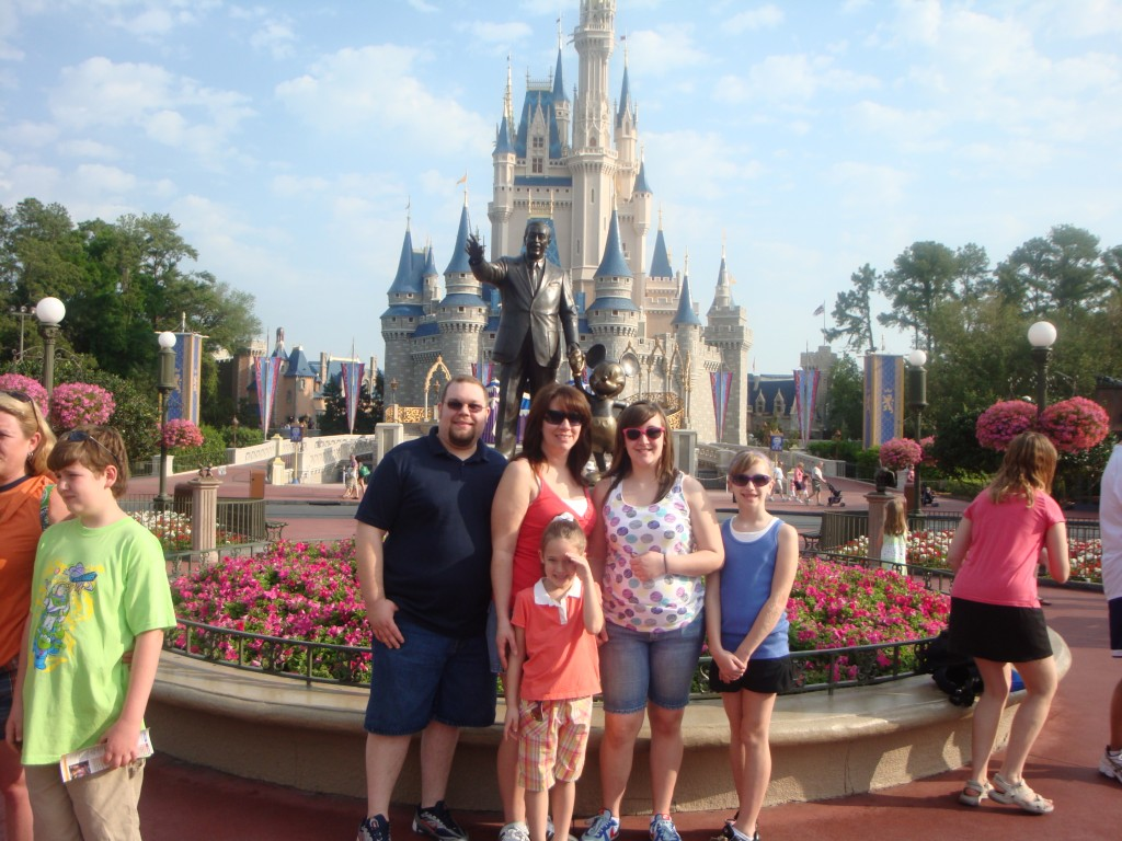 Disney World 2009