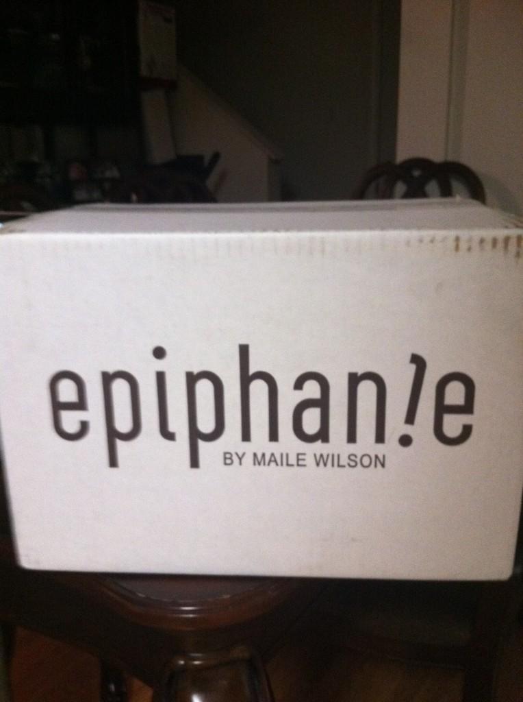 epiphanie box