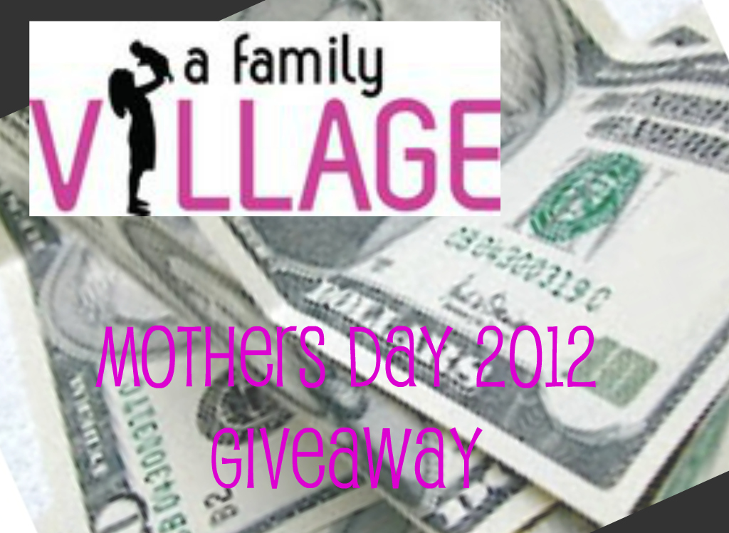 A family village giveaway