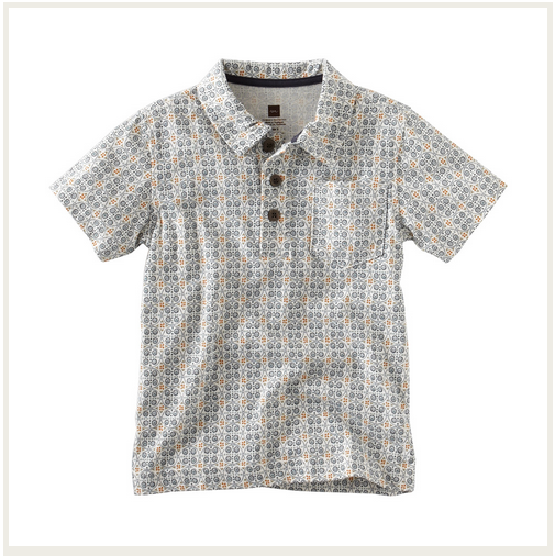 Andrew's Tea Collection Shirt