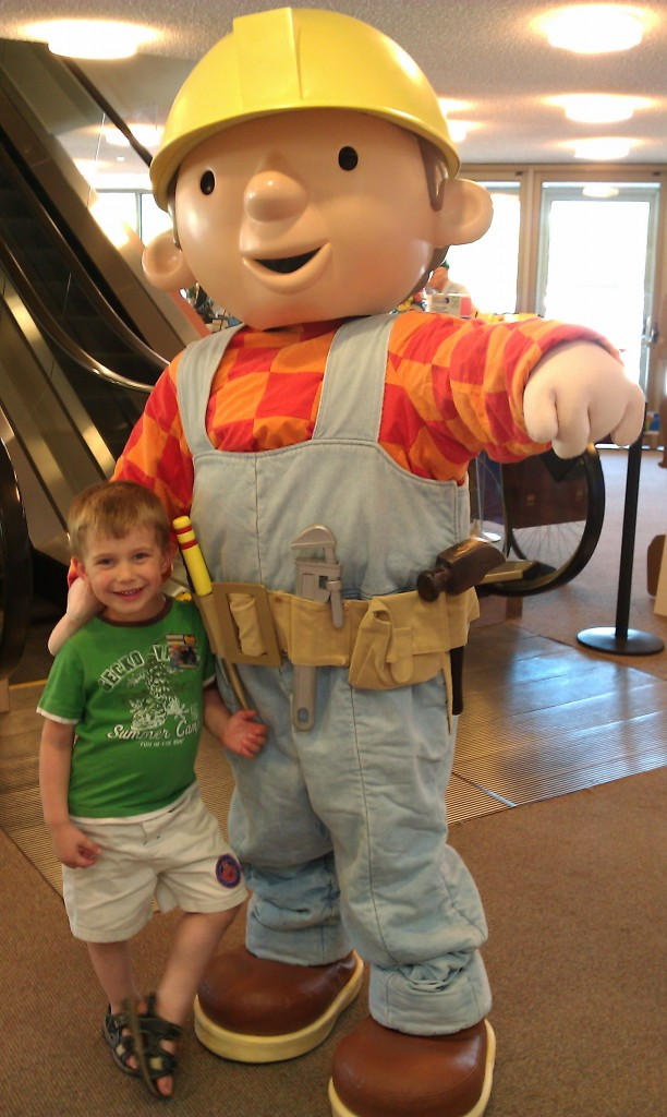 Bob the builder & friend