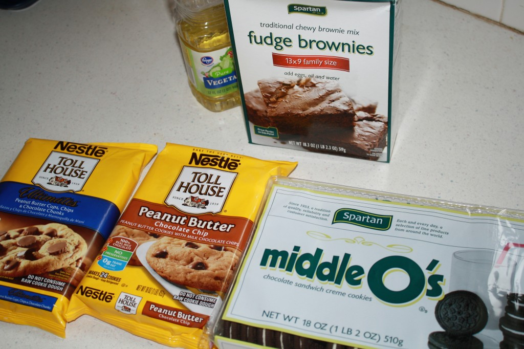 ultimate brownie ingredients
