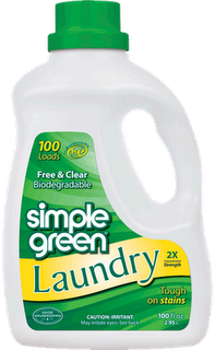 Simple Green Laundry Detergent
