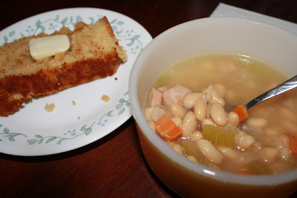 soup & bread