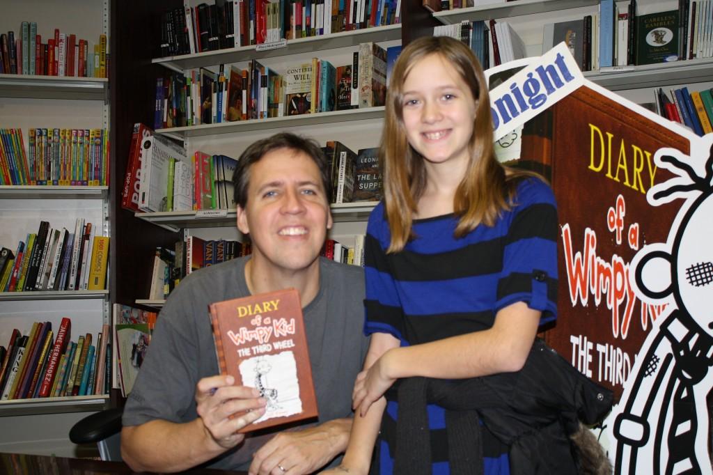 Lauren & Jeff Kinney