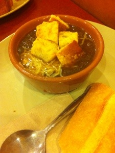 panera french onion soup