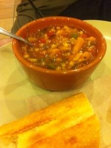 garden veggie soup