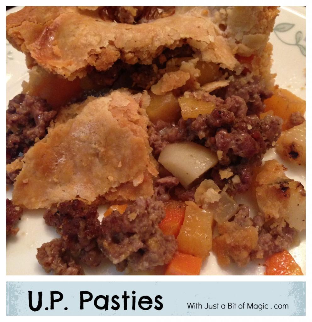 U.P. Pasty