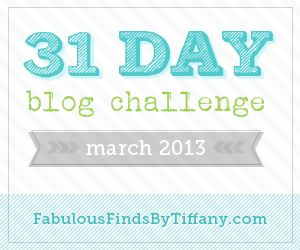 31-day-blog-challenge-march-2013