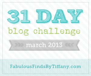 31-day-blog-challenge-march-2013
