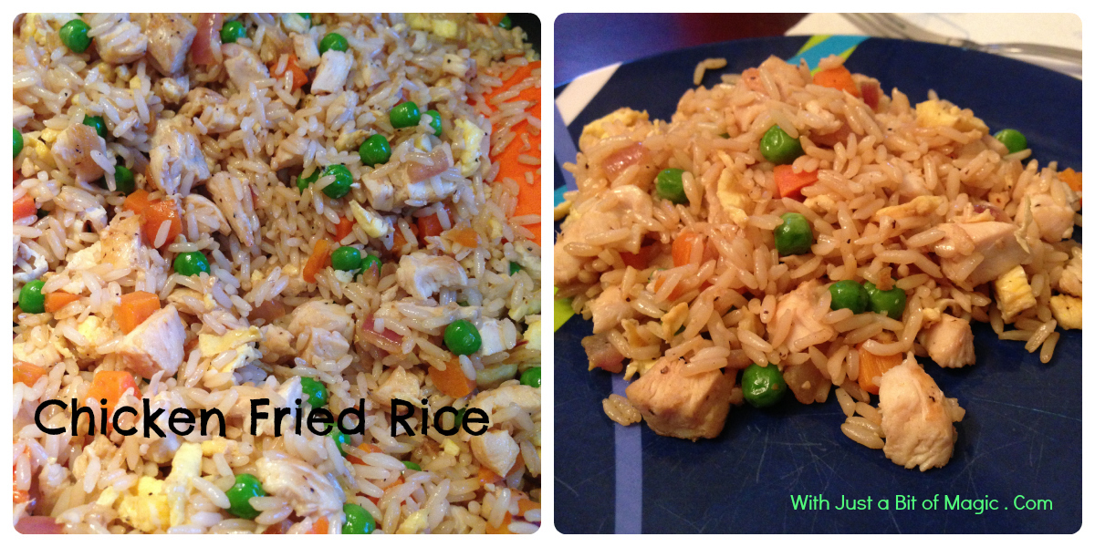 Monday menu minute rice ready to serve with just a bit of magic fried rice ccuart Choice Image
