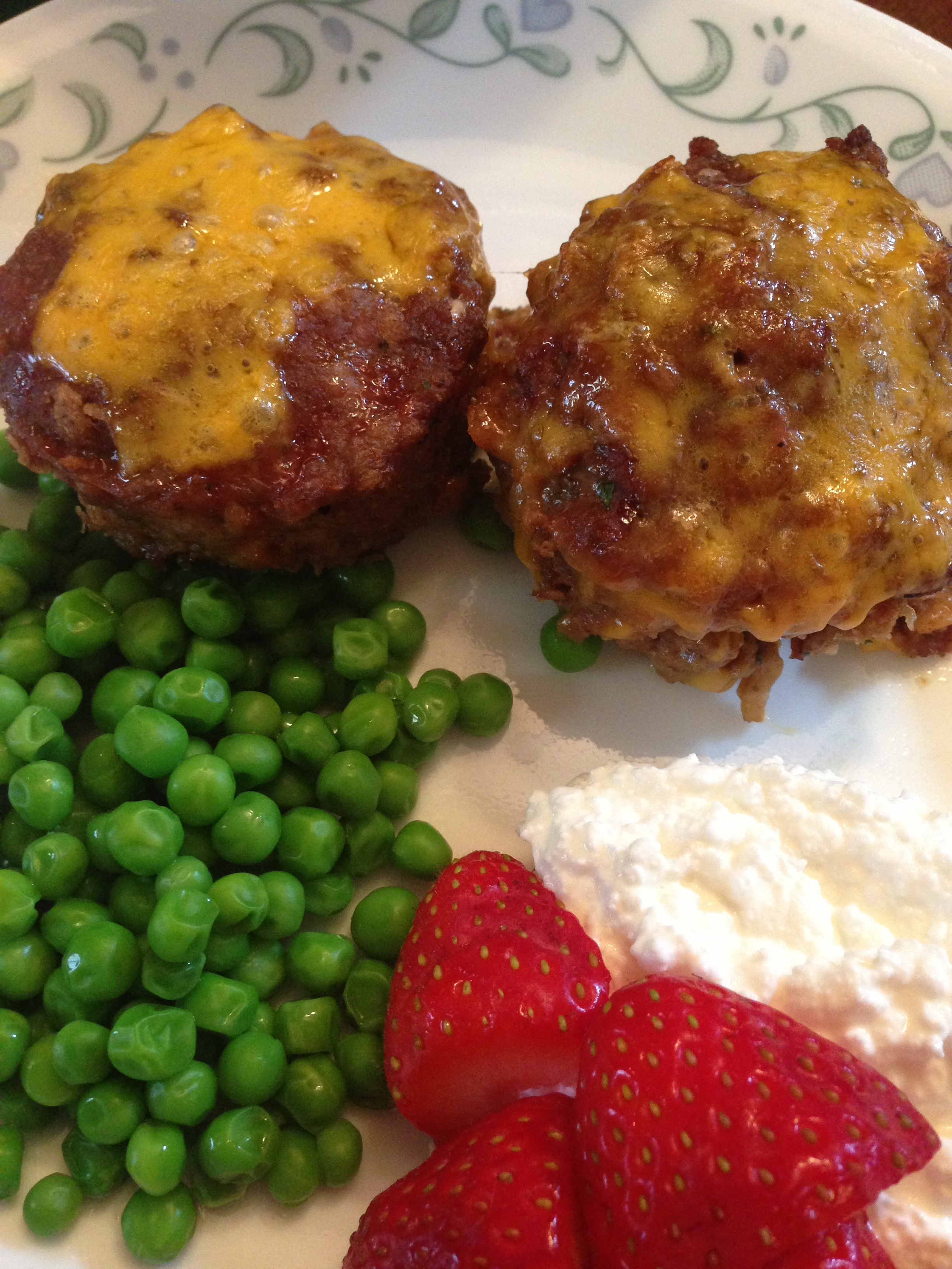 Monday Menu - Mini BBQ Meatloaves - With Just a Bit of Magic