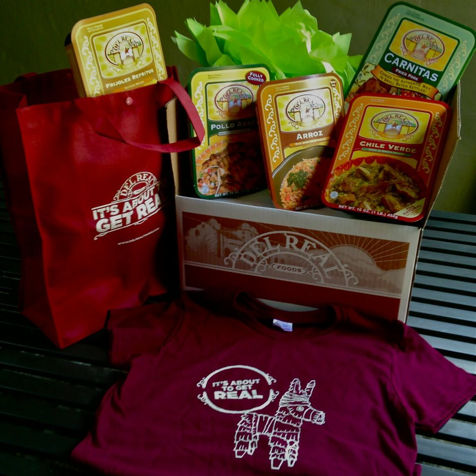 Party Box with TShirt