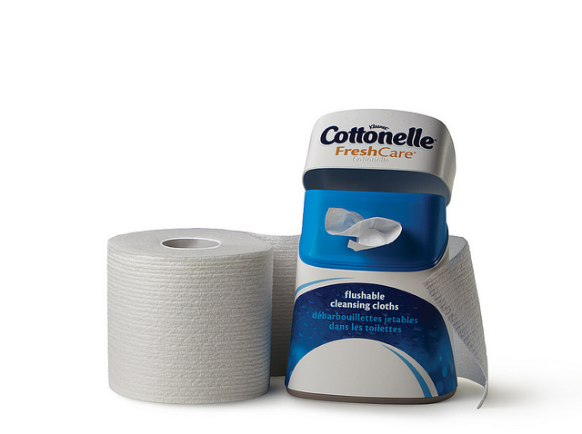 cottonelle tp and wipes