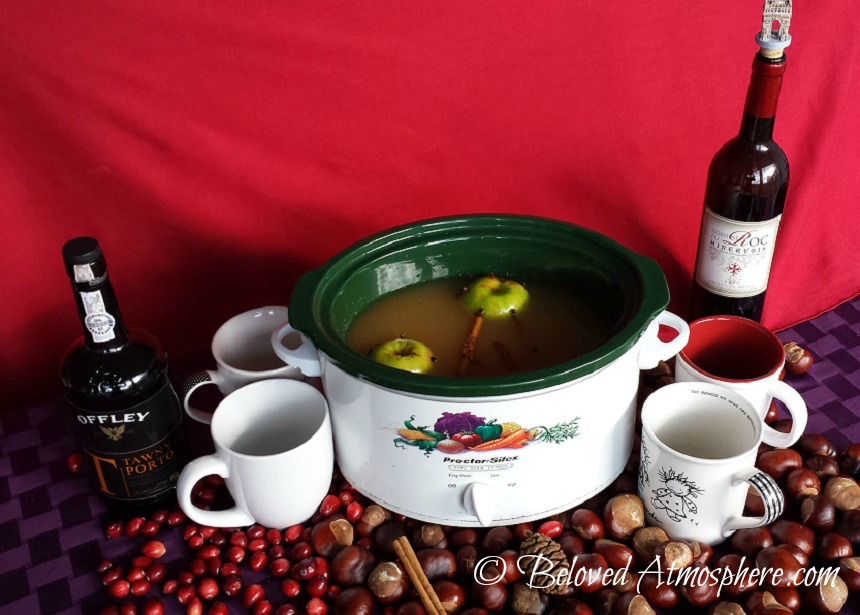 Amy festive wassail recipe