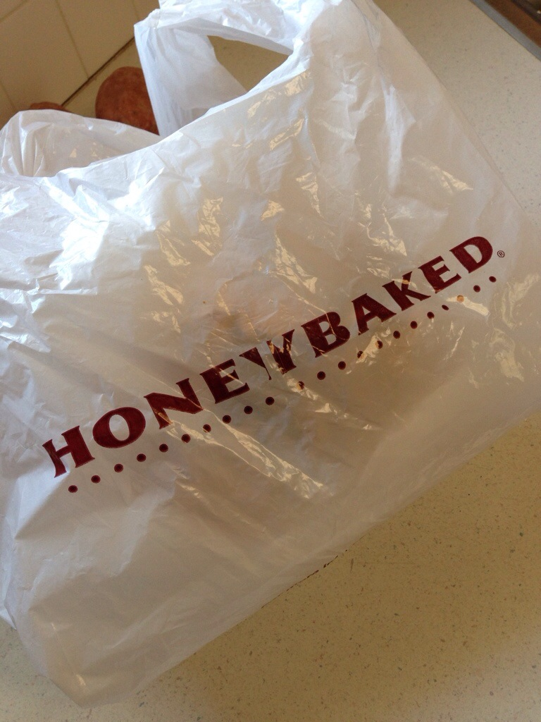 HoneyBaked Ham - In the bag