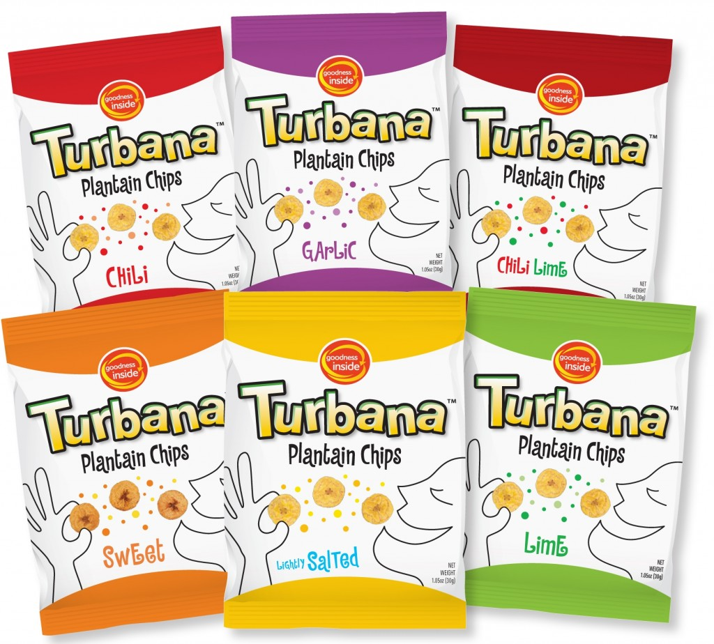 Turbana Platain Chips